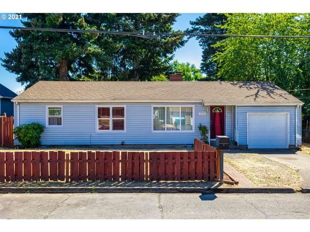 5224 SE 105TH Ave, Portland, OR 97266 (MLS #21198501) :: Holdhusen Real Estate Group