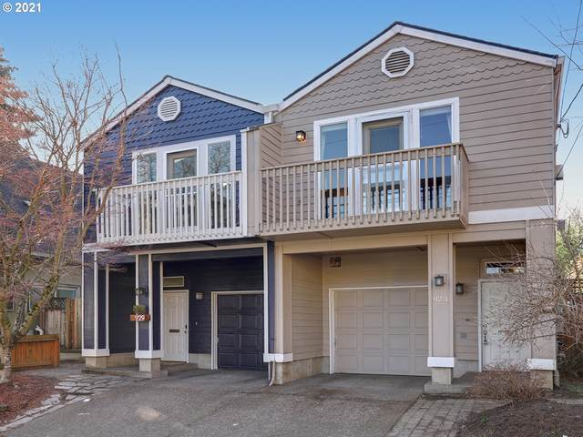 923 SE 34TH Ave, Portland, OR 97214 (MLS #21198688) :: Fox Real Estate Group
