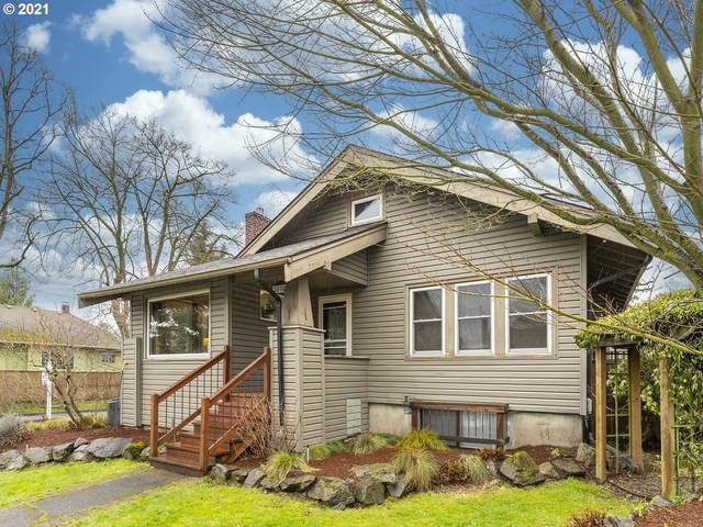 2834 NE 57TH Ave, Portland, OR 97213 (MLS #21199357) :: Cano Real Estate