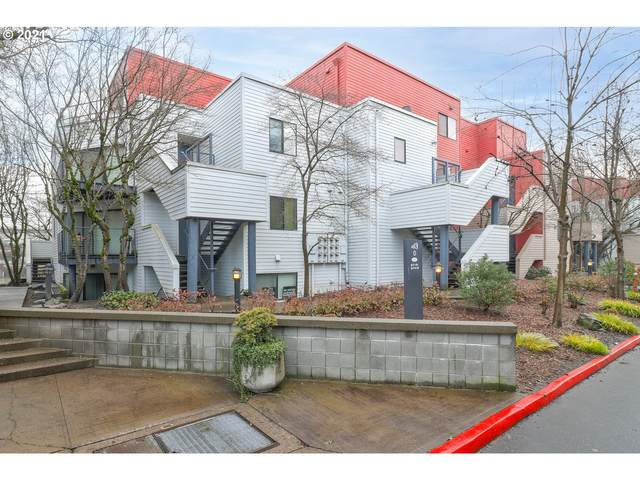 720 NW Naito Pkwy D23, Portland, OR 97209 (MLS #21199394) :: Townsend Jarvis Group Real Estate