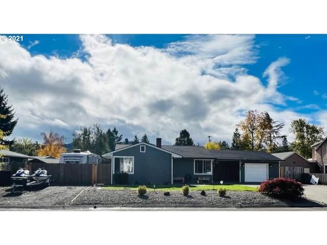 1825 NW Oerding Ave, Roseburg, OR 97471 (MLS #21199432) :: Real Estate by Wesley