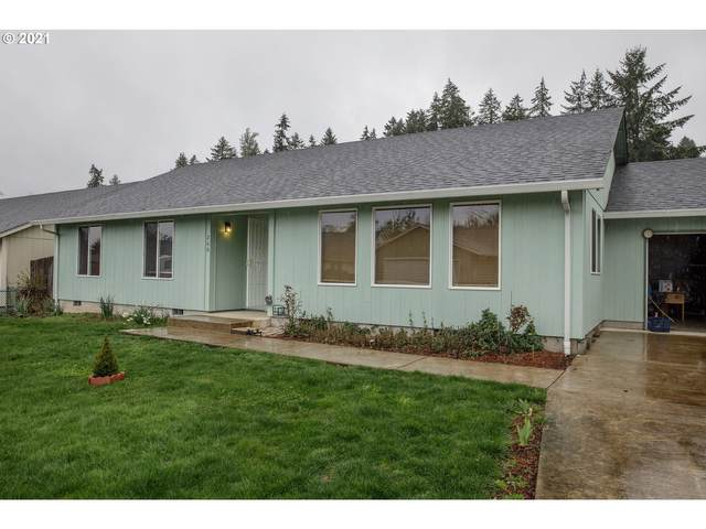 200 Bluebird St, Cottage Grove, OR 97424 (MLS #21199664) :: Gustavo Group