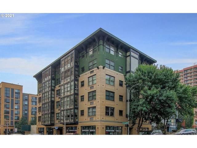 1134 SW Jefferson St #308, Portland, OR 97201 (MLS #21200280) :: Holdhusen Real Estate Group