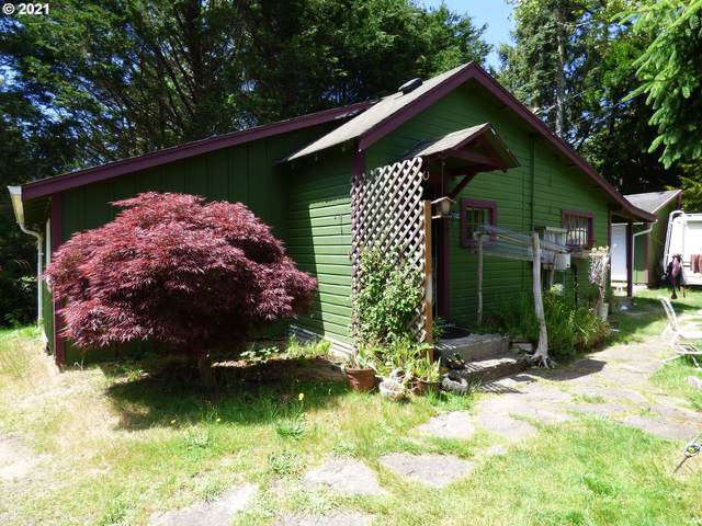 702 Hager Ave, Gearhart, OR 97138 (MLS #21200333) :: McKillion Real Estate Group