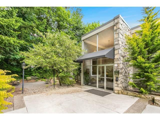 1500 SW Skyline Blvd #3, Portland, OR 97221 (MLS #21200615) :: Fox Real Estate Group