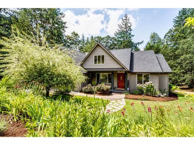 2598 Laurel Hill Dr, Eugene, OR 97403 (MLS #21201164) :: McKillion Real Estate Group
