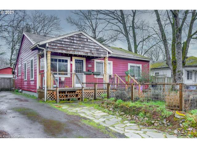 3419 SE 54TH Ave, Portland, OR 97206 (MLS #21201612) :: Duncan Real Estate Group