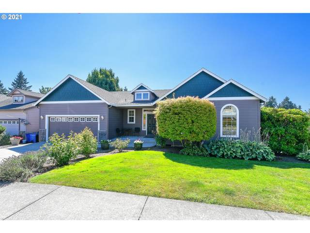 10410 NW 4TH Ave, Vancouver, WA 98685 (MLS #21201665) :: The Pacific Group