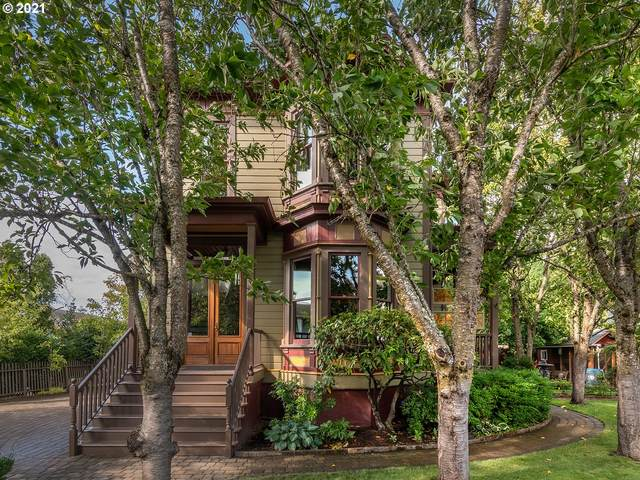 1233 SE 49TH Ave, Portland, OR 97215 (MLS #21201744) :: Real Tour Property Group