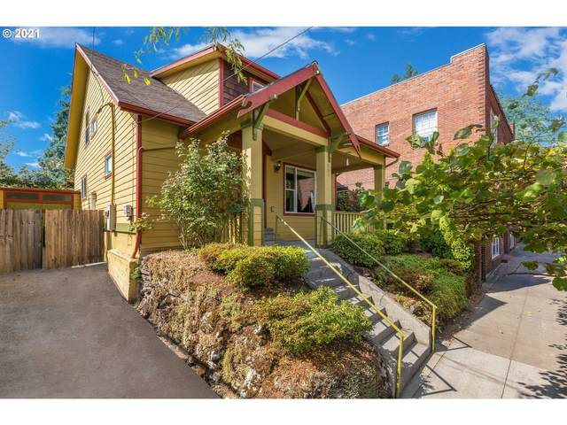 825 SE 32ND Ave, Portland, OR 97214 (MLS #21201935) :: RE/MAX Integrity