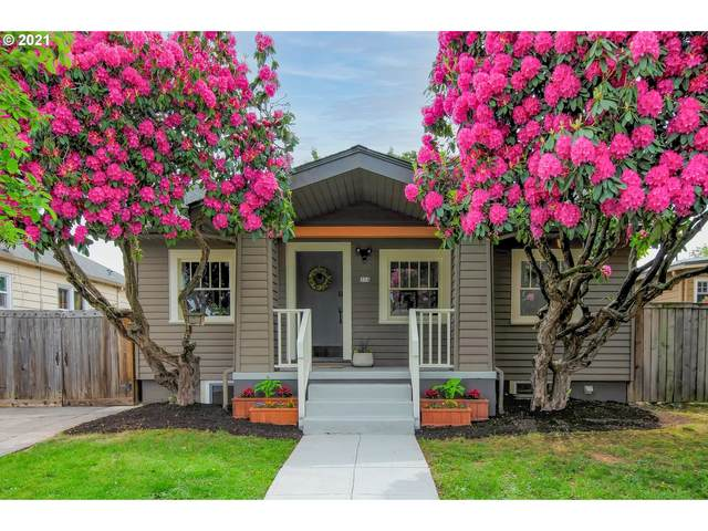 314 NE Holland St, Portland, OR 97211 (MLS #21201946) :: Next Home Realty Connection