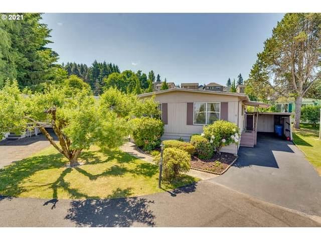 1709 NE 78TH St #105, Vancouver, WA 98665 (MLS #21202007) :: Cano Real Estate