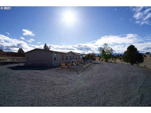 27026 Ridge Rd, John Day, OR 97845 (MLS #21202086) :: Oregon Farm & Home Brokers