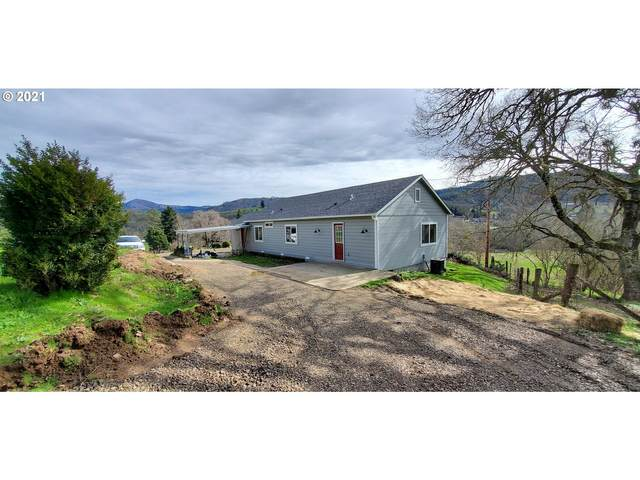 2634 Roberts Creek Rd, Roseburg, OR 97470 (MLS #21202133) :: Townsend Jarvis Group Real Estate