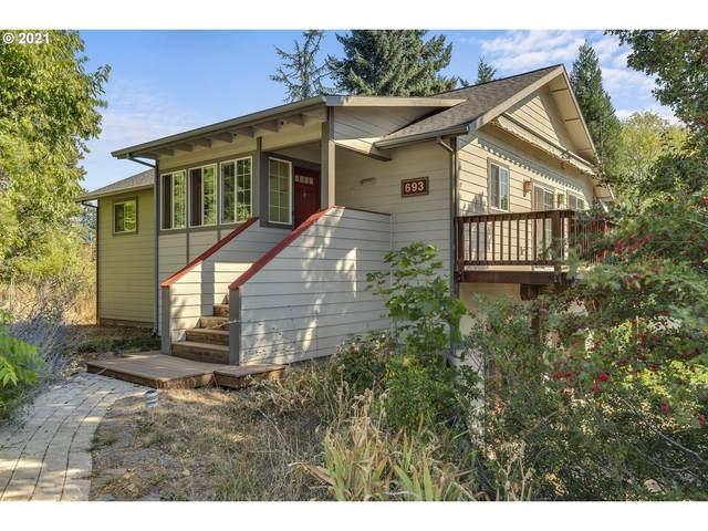 693 NW Achor, White Salmon, WA 98672 (MLS #21202268) :: Next Home Realty Connection