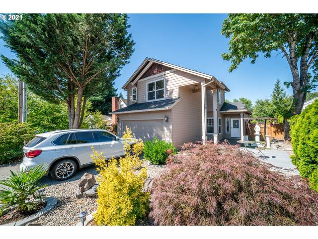 4431 SW 200TH Ave, Beaverton, OR 97078 (MLS #21202308) :: Premiere Property Group LLC
