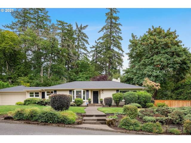 5220 SW Richenberg Ct, Portland, OR 97239 (MLS #21202446) :: Keller Williams Portland Central