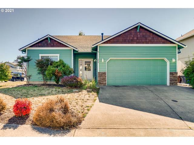 648 Shenandoah Dr, Molalla, OR 97038 (MLS #21202785) :: Next Home Realty Connection