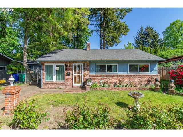 9424 N Gilbert Ave, Portland, OR 97203 (MLS #21202903) :: RE/MAX Integrity