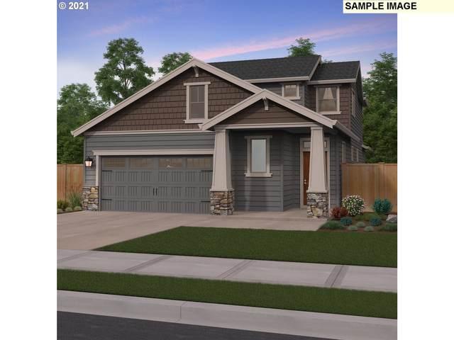 S Sockeye Dr, Ridgefield, WA 98642 (MLS #21203222) :: Song Real Estate