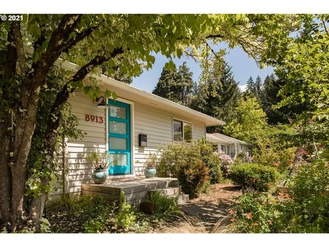 8913 NE Russell St, Portland, OR 97220 (MLS #21203525) :: Change Realty