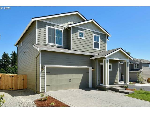 1228 W 16TH Ave, La Center, WA 98629 (MLS #21203879) :: Song Real Estate
