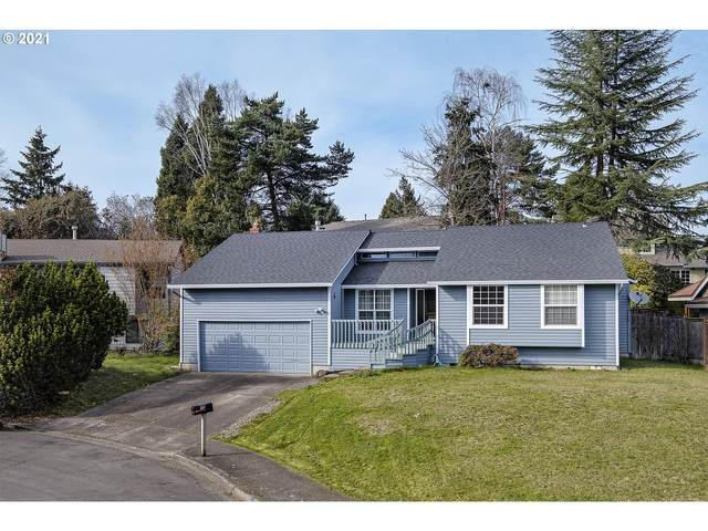 16057 SW Bridle Hills Dr, Beaverton, OR 97007 (MLS #21204071) :: Beach Loop Realty