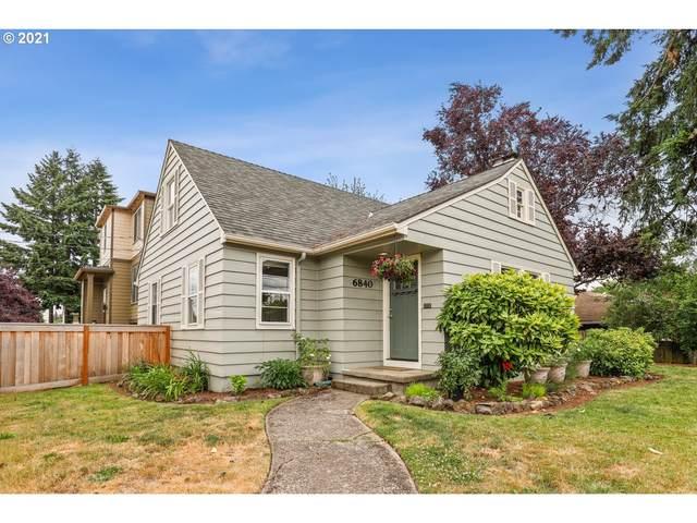 6840 N Portsmouth Ave, Portland, OR 97203 (MLS #21204172) :: Stellar Realty Northwest