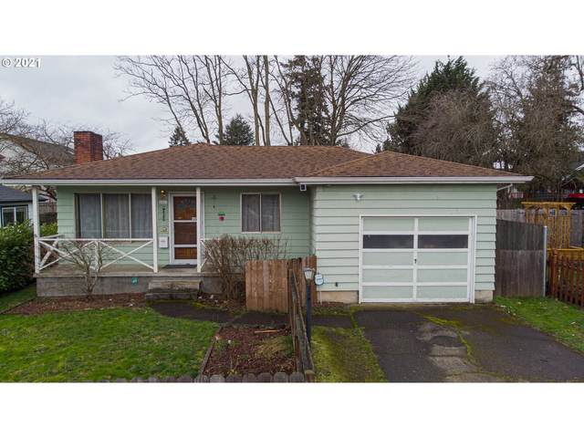 4401 SE 91ST Ave, Portland, OR 97266 (MLS #21204252) :: Fox Real Estate Group
