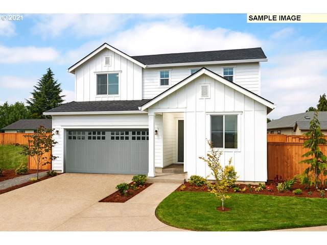 1211 N Sycamore St, Canby, OR 97013 (MLS #21204265) :: Windermere Crest Realty