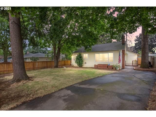 2134 SE 176TH Ave, Portland, OR 97233 (MLS #21204281) :: Premiere Property Group LLC