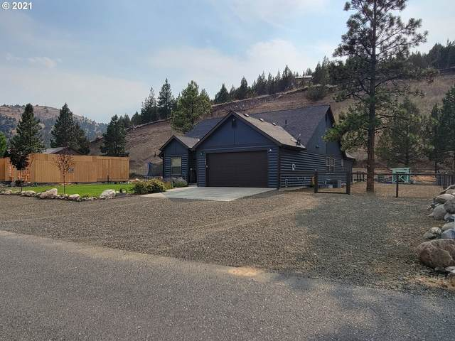 269 Elkview Dr, Canyon City, OR 97820 (MLS #21204700) :: Beach Loop Realty