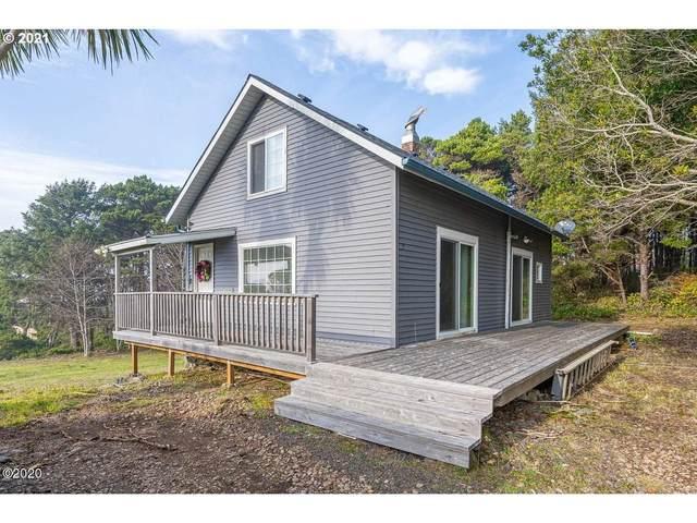 3393 SW Pacific Coast Hwy, Waldport, OR 97394 (MLS #21204795) :: Beach Loop Realty