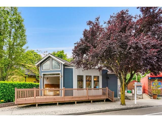 4204 N Massachusetts Ave, Portland, OR 97217 (MLS #21205106) :: Premiere Property Group LLC