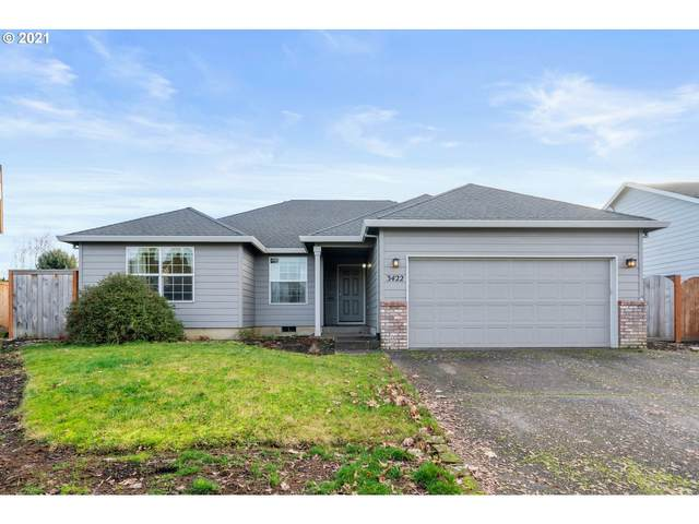 3422 NE Harvest Dr, Mcminnville, OR 97128 (MLS #21205157) :: Next Home Realty Connection