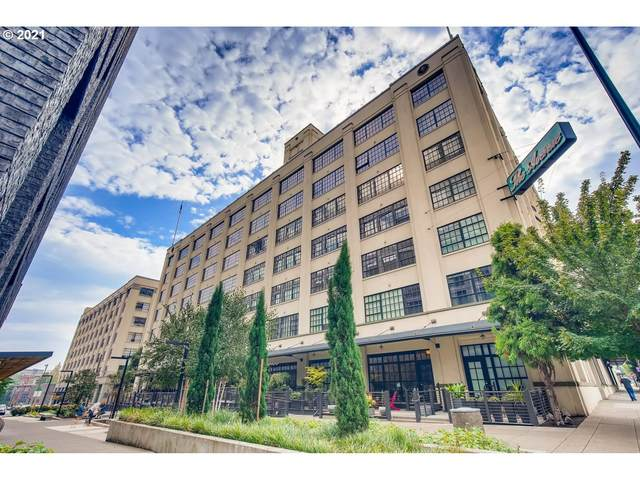 1400 NW Irving St #325, Portland, OR 97209 (MLS #21205218) :: Lux Properties