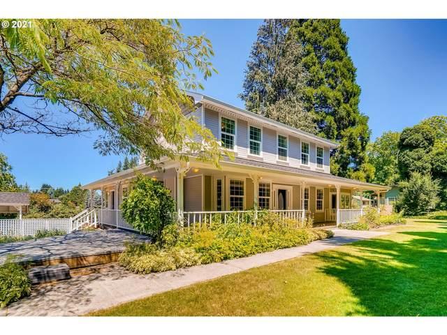 4816 NE 117TH St, Vancouver, WA 98686 (MLS #21205228) :: McKillion Real Estate Group