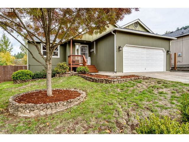 6028 Orchid Ln, Springfield, OR 97478 (MLS #21205490) :: The Haas Real Estate Team