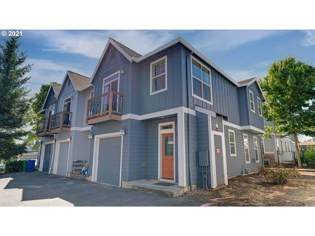 322 NE Morgan St, Portland, OR 97211 (MLS #21205562) :: Real Tour Property Group