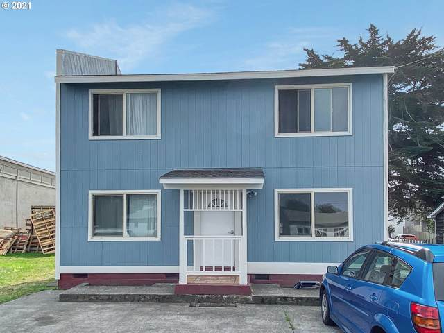 94200 Third St, Gold Beach, OR 97444 (MLS #21205817) :: Premiere Property Group LLC