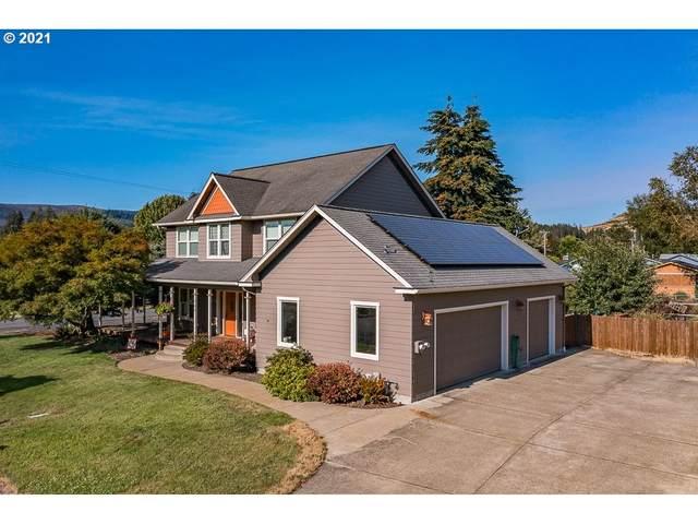 764 3RD St, Lyons, OR 97358 (MLS #21205920) :: McKillion Real Estate Group