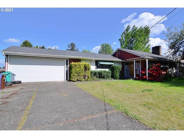 710 NW Overlook Ave, Gresham, OR 97030 (MLS #21206040) :: Holdhusen Real Estate Group