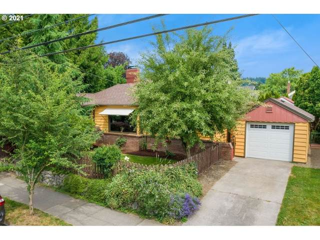 1726 SE 45TH Ave, Portland, OR 97215 (MLS #21206192) :: Gustavo Group