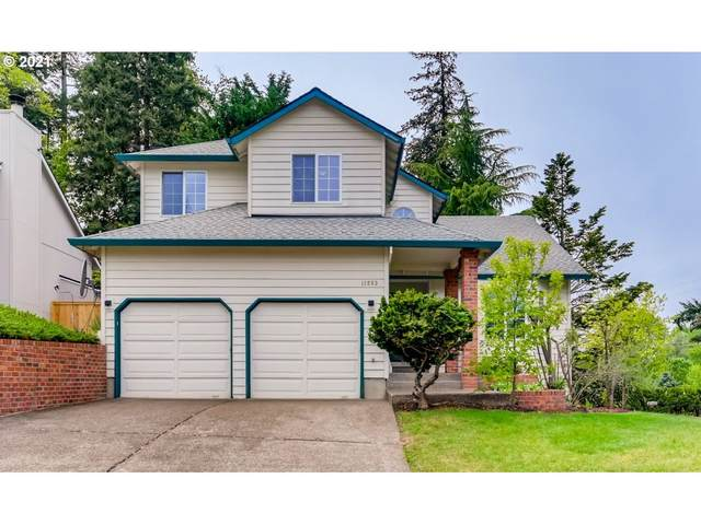 11263 SW 91ST Ct, Tigard, OR 97223 (MLS #21206223) :: Fox Real Estate Group
