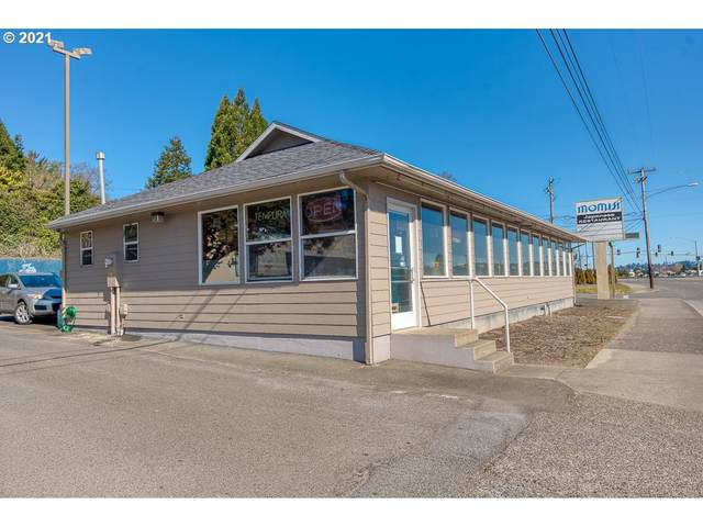 3140 Tremont St, North Bend, OR 97459 (MLS #21206849) :: Premiere Property Group LLC