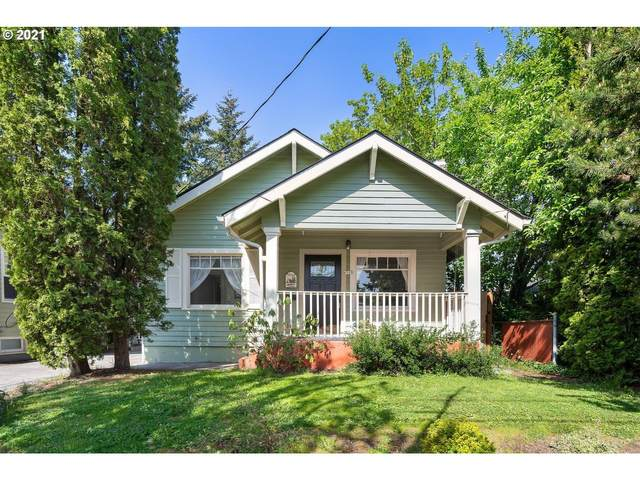 6715 N Congress Ave, Portland, OR 97217 (MLS #21207103) :: Next Home Realty Connection