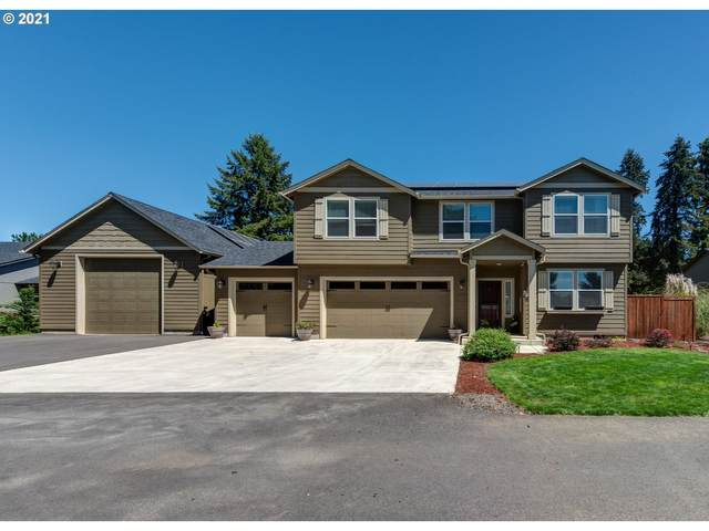 27556 6TH St, Junction City, OR 97448 (MLS #21207118) :: Song Real Estate