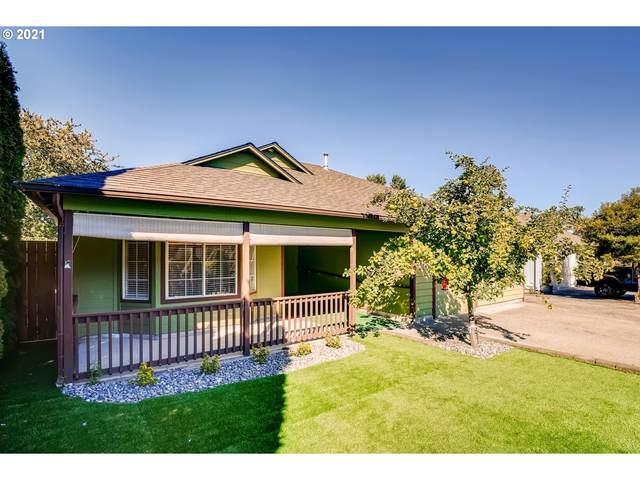 15302 NE 46TH St, Vancouver, WA 98682 (MLS #21207123) :: Premiere Property Group LLC