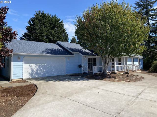 1910 37TH St, Florence, OR 97439 (MLS #21207580) :: McKillion Real Estate Group