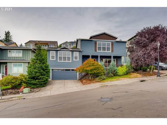 913 W Y St, Washougal, WA 98671 (MLS #21208244) :: Cano Real Estate